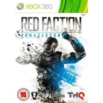 Red Faction Armageddon (Jauna)